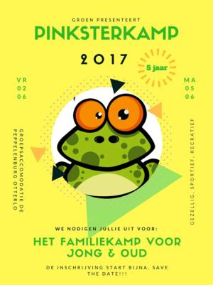 Pinksterkamp 2017