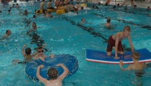 Zwem-Instuif