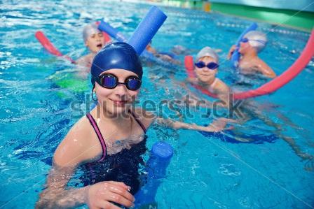 kids zwemmen